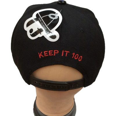 "Snapback "" KEEP IT 100 "" #100SS-1"