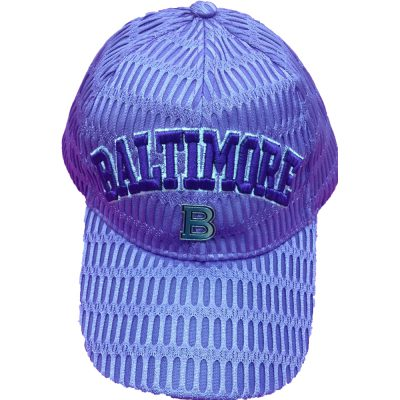 """Adjustable With Metal""""BALTIMORE""""  #1315"""