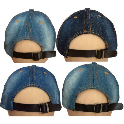 "Denim Hats  ""BOSS""  #N170-1"