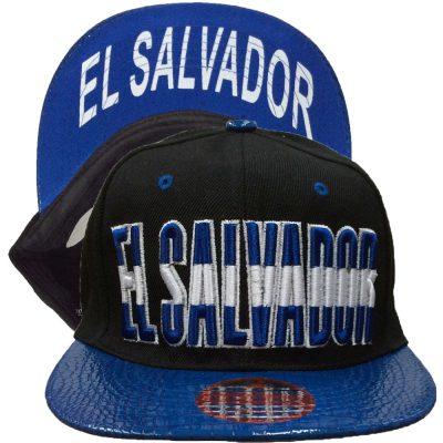 """Snapback  """"EL SALVADOR""""  #123XS"""