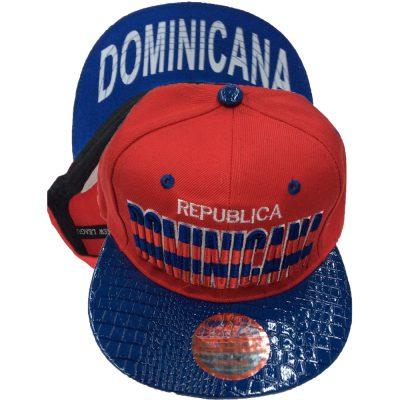 """Snapback  """"DOMINICANA""""  #133XS"""