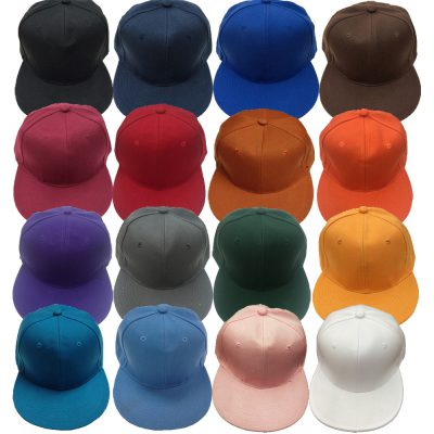 Blank Ass Colors Snapback(Dozen) #SMXDOZ