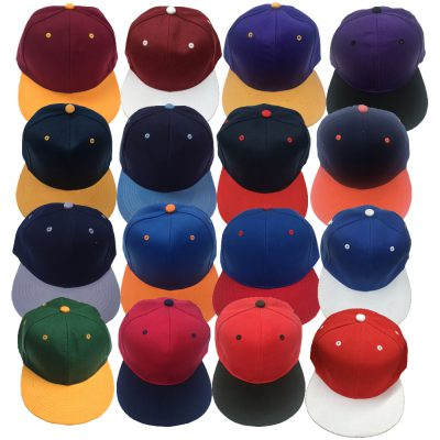 Color/Two Tone Snapback(Dozen) #S2CDOZ