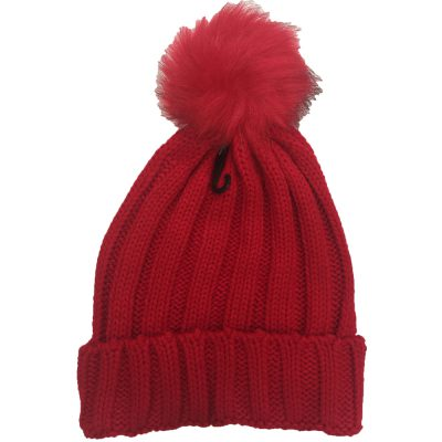 Fur Ball Ski Hat Ass Colors #2QQMX