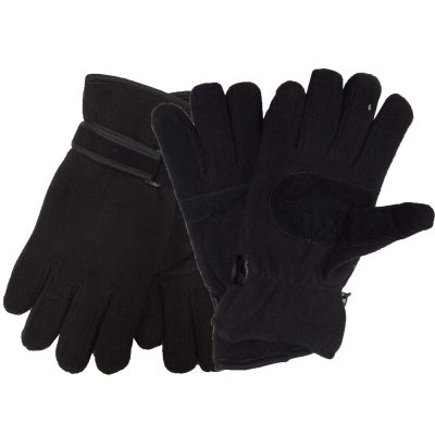 Man Gloves Leather  #R1B