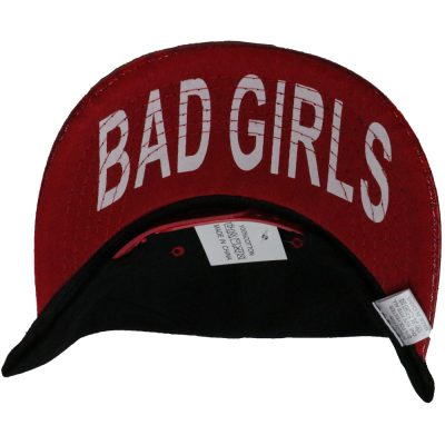 "Snapback  ""BAD GIRLS"" #202SS"