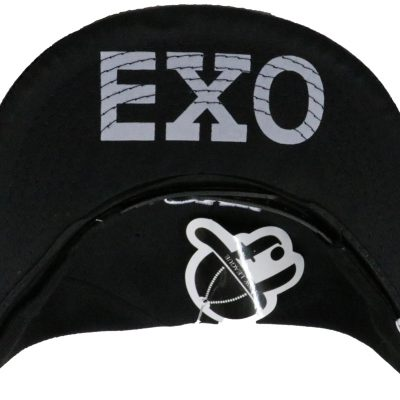 "Snapback Metal with Diamond ""EXO""  #210GS-2"