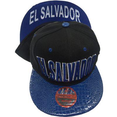 """Snapback  """"EL SALVADOR""""  #123SS"""