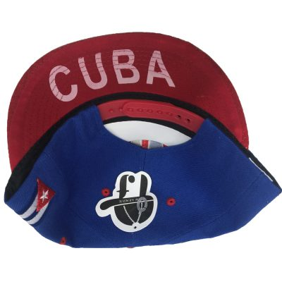 "Snapback  ""CUBA""  #125SS"