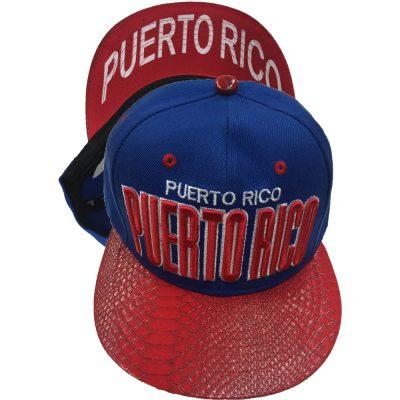 """Snapback  """"PUERTO RICO""""  #198SS"""