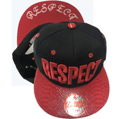 "Snapback ""RESPECT""  #245SS"