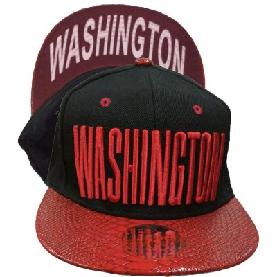 "Snapback  ""WASHINGTON ""  #153SS-1"