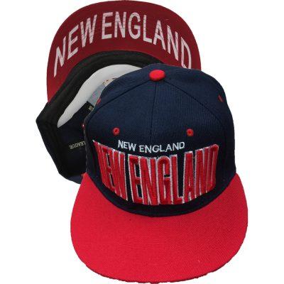 """Snapback """"NEW ENGLAND""""  #167SS"""