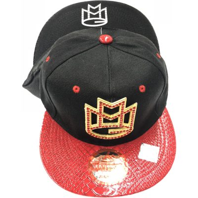 "Snapback Metal with Diamond ""CROWN""  #209GS-2"