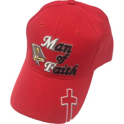 "Adjustable ""Man of Faith""  #921"