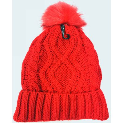 FurBall  Stripe Twist Ski hat #H180257