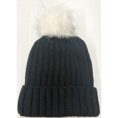 FurBall Stripe Ski hat #H180272